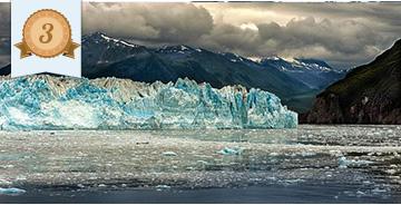 hubbard glacier alaska cruise ports