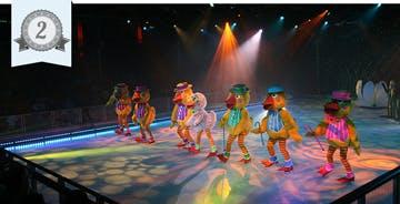 royal caribbean best line entertainment