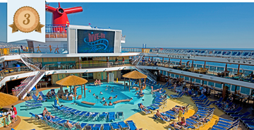 carnival best line first time cruises