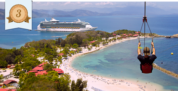 best private caribbean island labadee