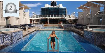 best cruise ship quality celebrity