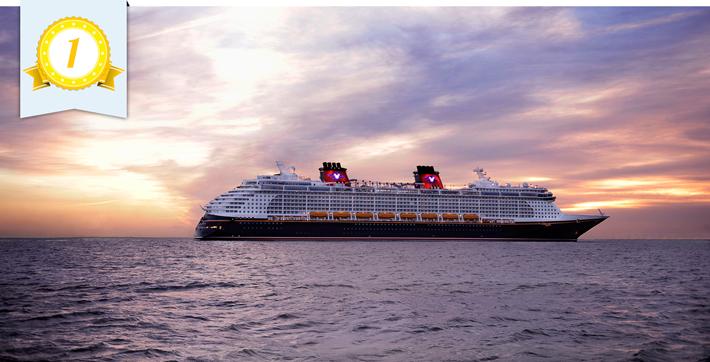 disney dream best cruise ship