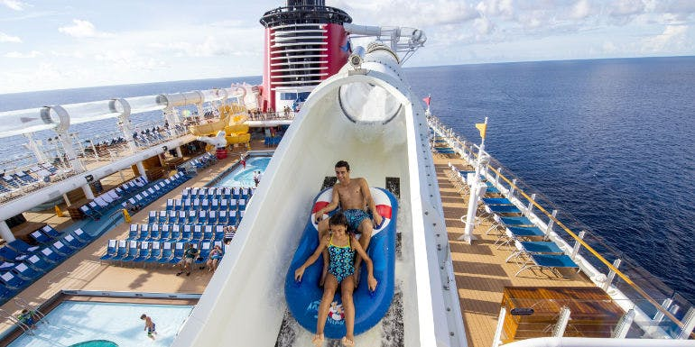best overall cruise ship