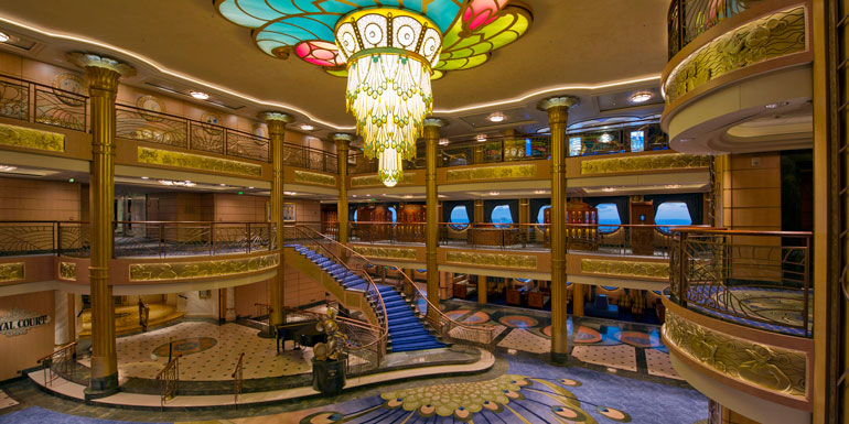 best cruise ship quality line