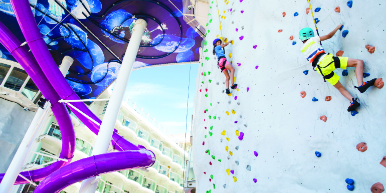 royal caribbean best onboard activities cruise