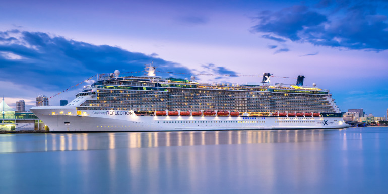 best cruise line celebrity
