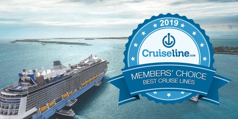 2019 cruise line awards best lines