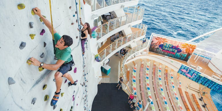 royal caribbean best cruise line first timers awards