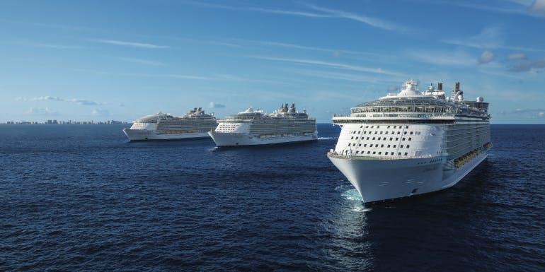 royal caribbean best overall cruise line award