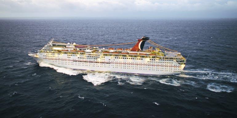 carnival fantasy most improved ship 2019