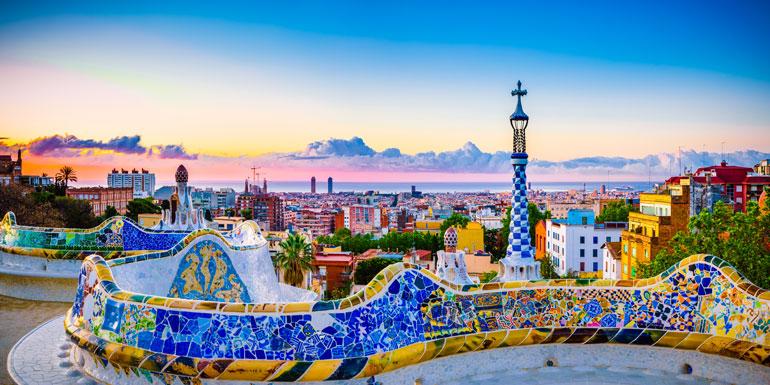 barcelona spain best european cruise port