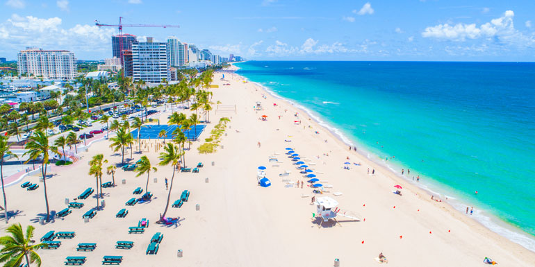 fort lauderdale best cruise embarkation port