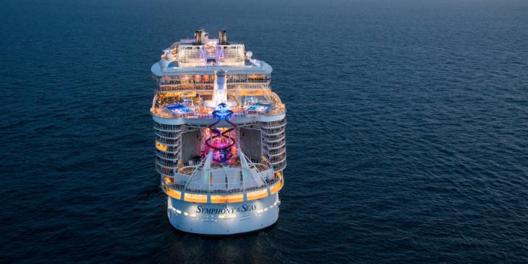 royal caribbean symphony of the seas best ship quality