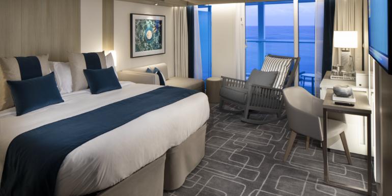 celebrity edge sky suite cabin 2020 awards
