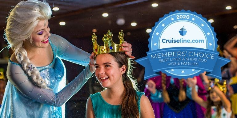best lines and ships for kids and families 2020 awards