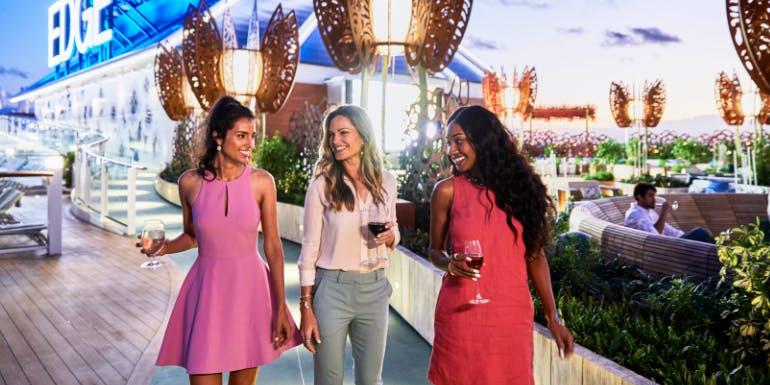 celebrity edge deck women awards 2020