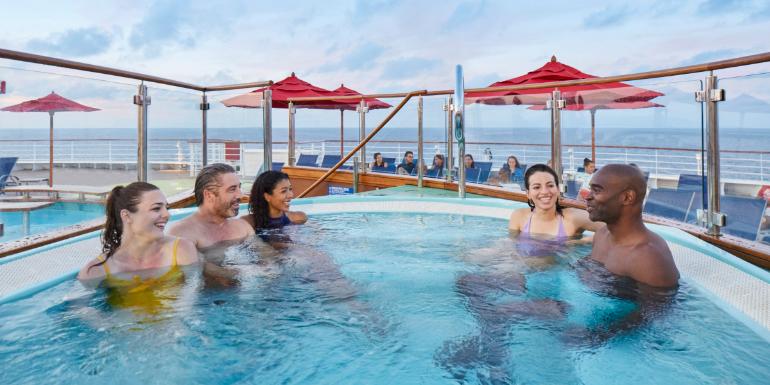 carnival cruise hot tub whirlpool awards 2020