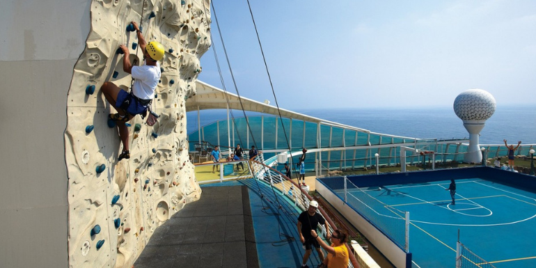 caribbean cruise packing active wear wall