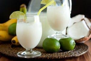cartagena limonada de coco caribbean cruise