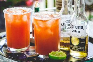 micheladas costa maya caribbean cruise drink