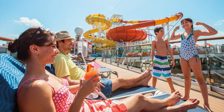 carnival breeze cruise tips family ship