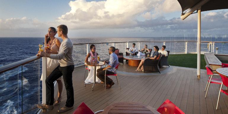 celebrity reflection sunset martini bar tips