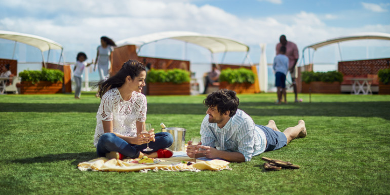 celebrity reflection lawn club grill cruise tips