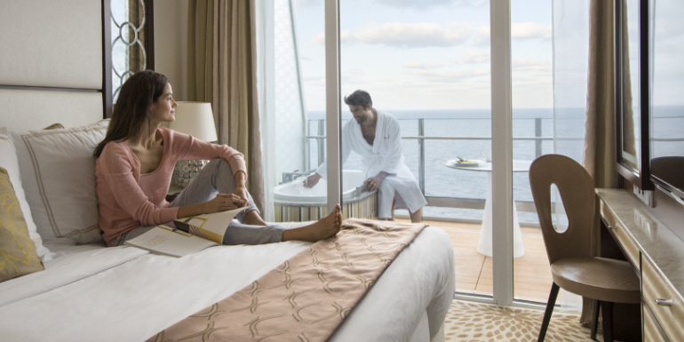 celebrity reflection cabin deck cruise tips