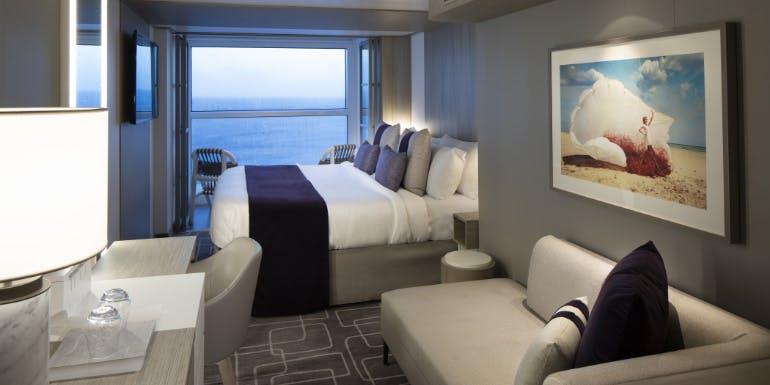 celebrity edge infinite verandah cabin cruise