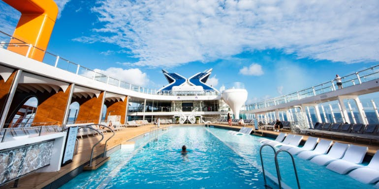 pool deck celebrity edge cruise