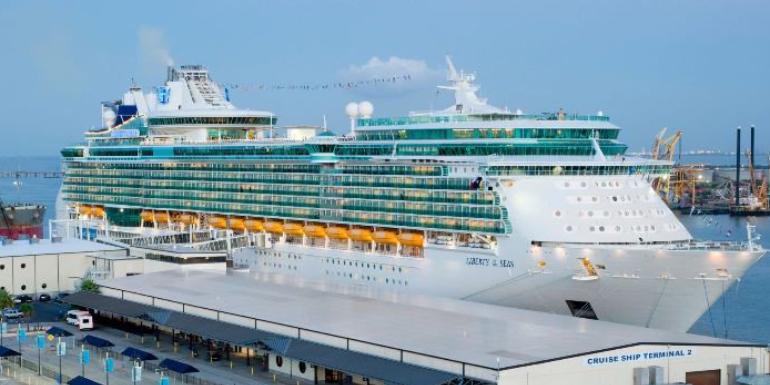 galveston texas cruise port liberty of the seas