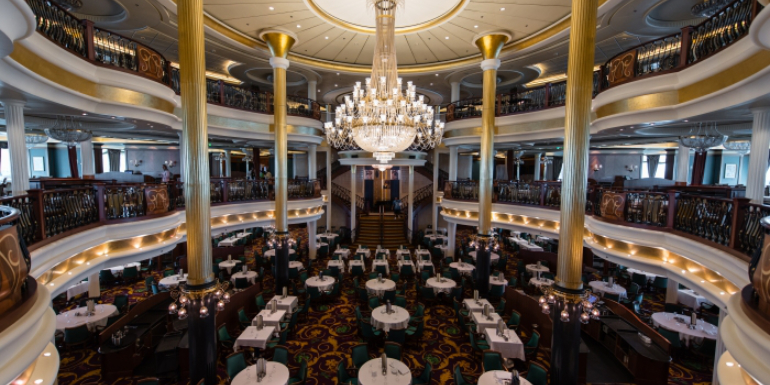 royal caribbean liberty of the seas main dining room restaurant