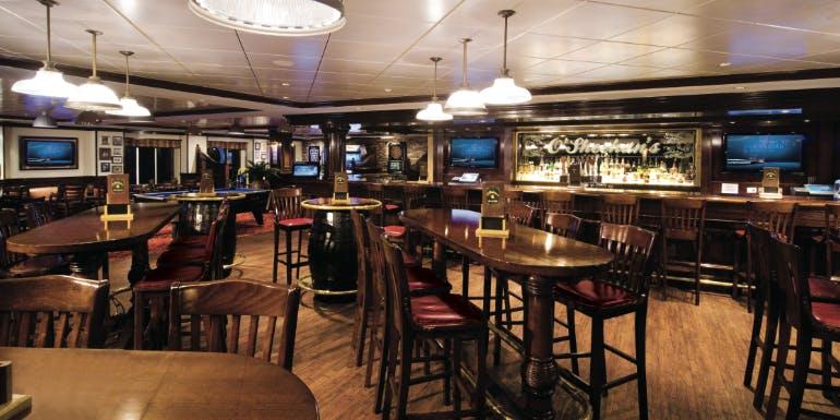 norwegian epic cruise o'sheehan's dining restaurant