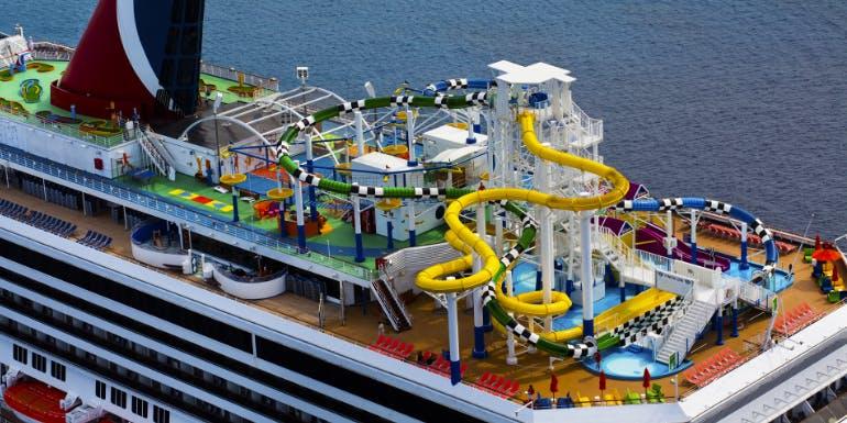 carnival sunshine tips cruise layout