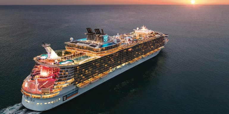 royal caribbean allure of the seas cruise pricing