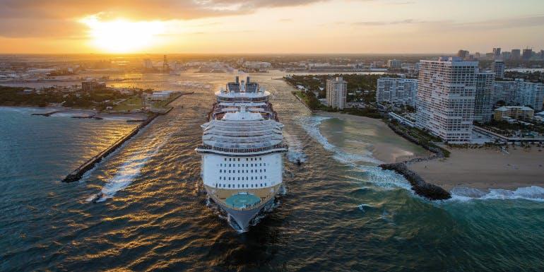 fort lauderdale everglades port departure cruise