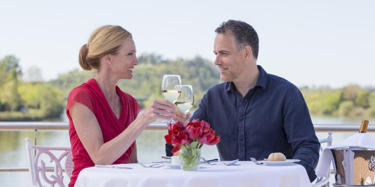 wine river cruise fare included europe