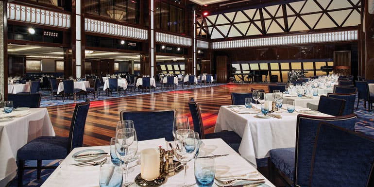 norwegian escape freestyle dining