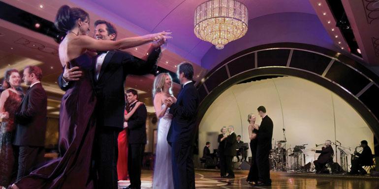 cruise workout ballroom dancing cunard
