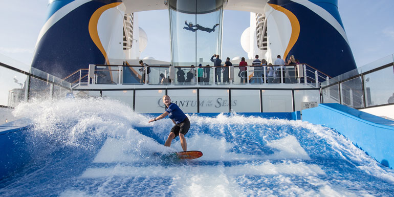 royal caribbean stay in shape cruise