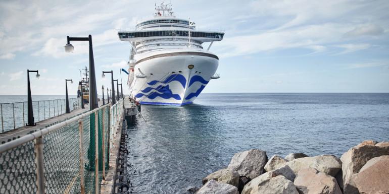 cruise pier princess ship shore excursions