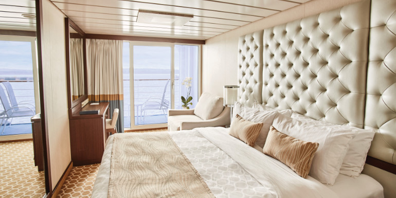princess cruises balcony bed cabin stateroom