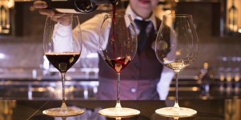 mondavi wine norwegian cruise tasting drink