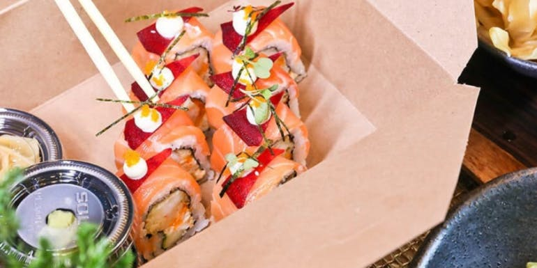 carnival bonsai sushi express