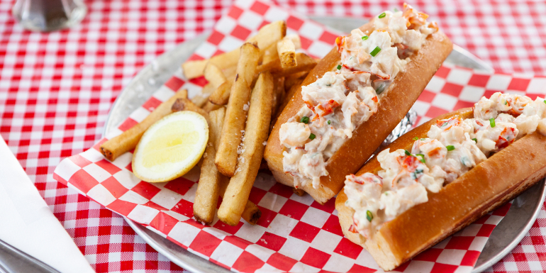 lobster roll seafood shack carnival cruise