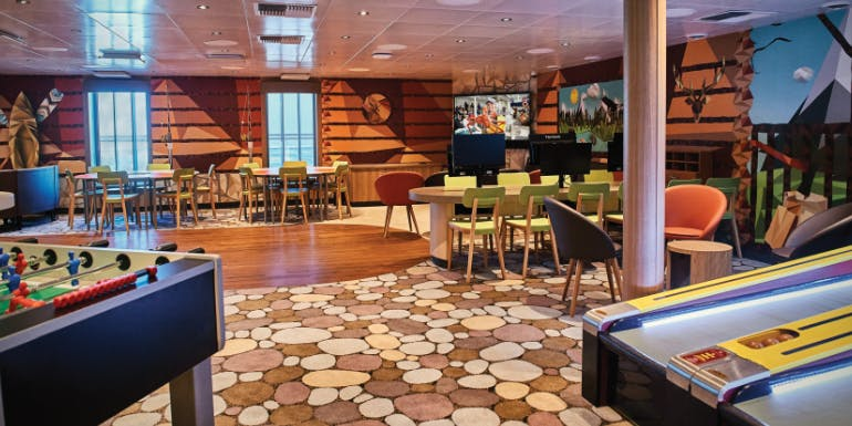 the lodge camp discovery kids club princess cruises