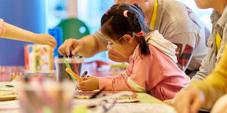 princess cruises arts crafts kids club