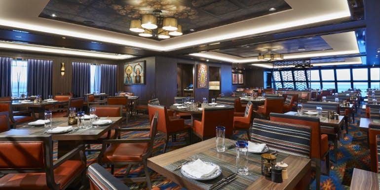 norwegian cruise los lobos mexican restaurant