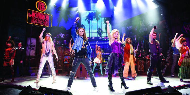 norwegian breakaway rock of ages broadway musical