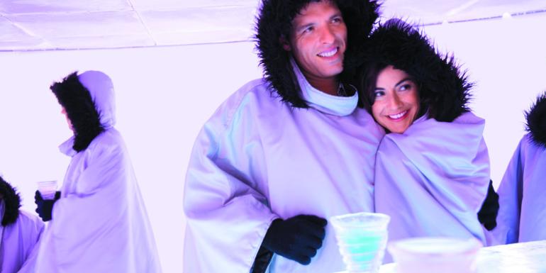 norwegian epic ice bar cruise drinks